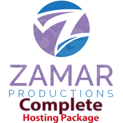 Complete HOSTING Package